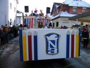 2010 Umzug Lorsch
